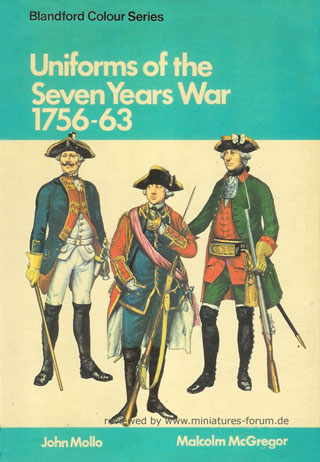 Uniforms of the Seven Years War
